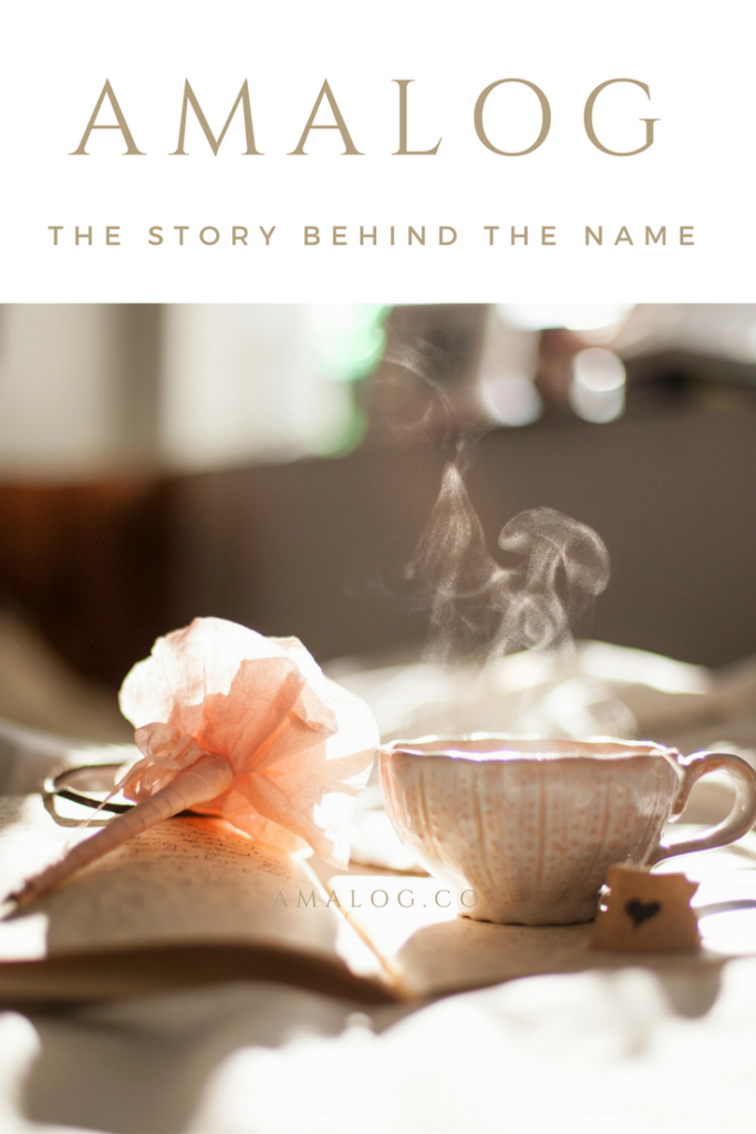 AMALOG - the story behind the Name