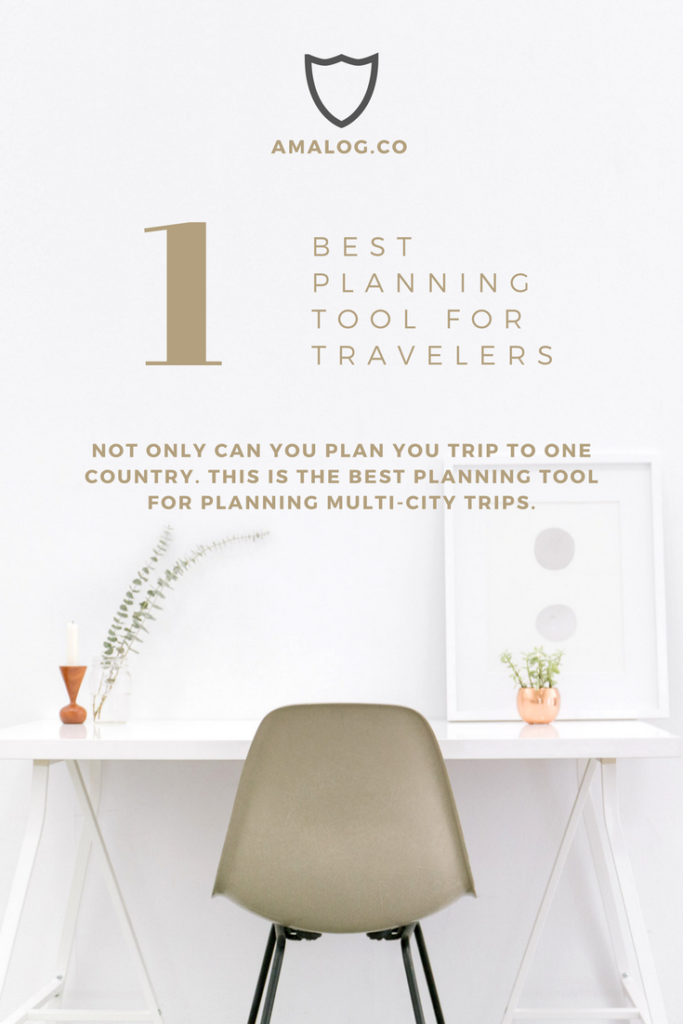 Best Planning tool for Travelers